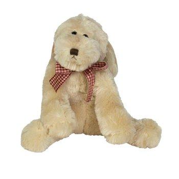 knuffel hond 25cm